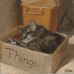 """The Thing Box"" by Gloria Jean"
